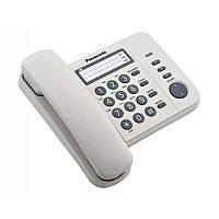 Телефон PANASONIC KX-TS2352UA Білий