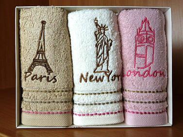 "Набор кухонных полотенец ""ALTINBASAK"", Париж"