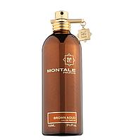 Распив летнего восточного аромата Montale Brown Aoud