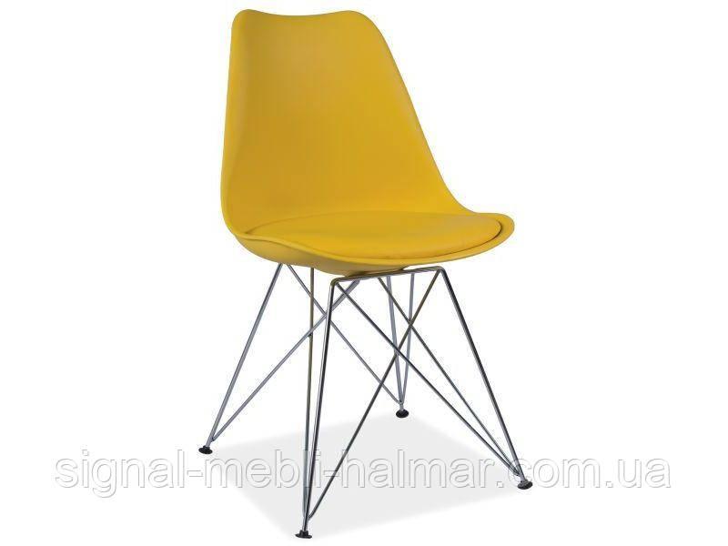 Купить кухонный стул Tim signal (желтый)