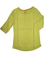 Реглан-туника для девочки, Pepperts, размеры 122/128 - 158/164, арт. Л-081