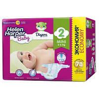 Подгузник Helen Harper Baby Mini 3-6 кг 78 шт (2310398)