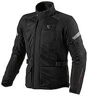 Мото куртка летняя Revit Levante черная, 3XL