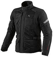 Мото куртка летняя Revit Levante черная, L