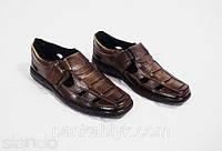 Мужские летние туфли С.К., фото 1