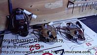 Разобщающее устройство отдачи гаков, hook releasing mechanism