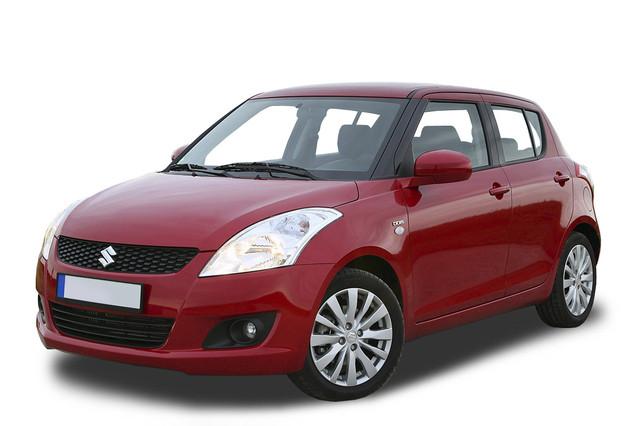Suzuki Swift 10-17 кузов и оптика