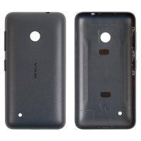 Задняя панель корпуса для мобильного телефона Nokia 530 Lumia, черная,