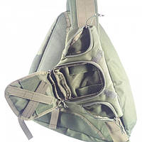 Рюкзак Select Carry Pack Olive, фото 1