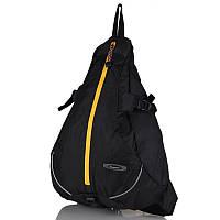 Рюкзак 20 л Onepolar 1305 чорний через плече, фото 1