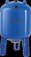 Гидроаккумуляторы для систем водоснабжения Aquasystem VAV 50, 50 л. вертикальный