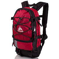 Вело рюкзак 12 л Onepolar 910 красный