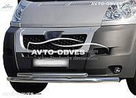 Защитная дуга двойная для Citroen Jumper 2006-2014