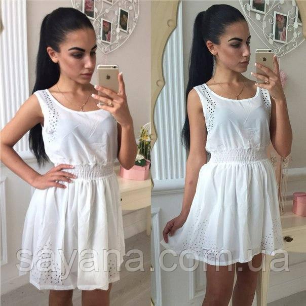 Женское симпатичное платье, 2 цвета. ОС-1-0617