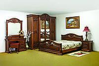 Спальня Орхидея ЮрВит (комплект)