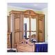 Спальня Орхидея ЮрВит (комплект), фото 7