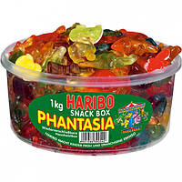 Жевательный мармелад Haribo Phantasia Snack Box, 1 кг