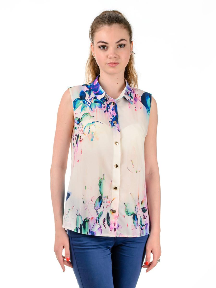 Женская летняя блуза 5146
