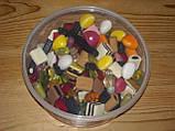 Жевательный мармелад Haribo Color-Rado Snack Box, 1 кг, фото 3
