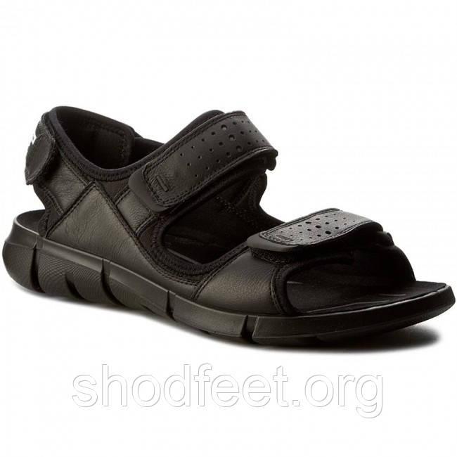 Мужские сандалии ECCO INTRINSIC 842014-510521 Black