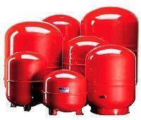 Расширительные баки Аquasystem (Италия) для систем отопления