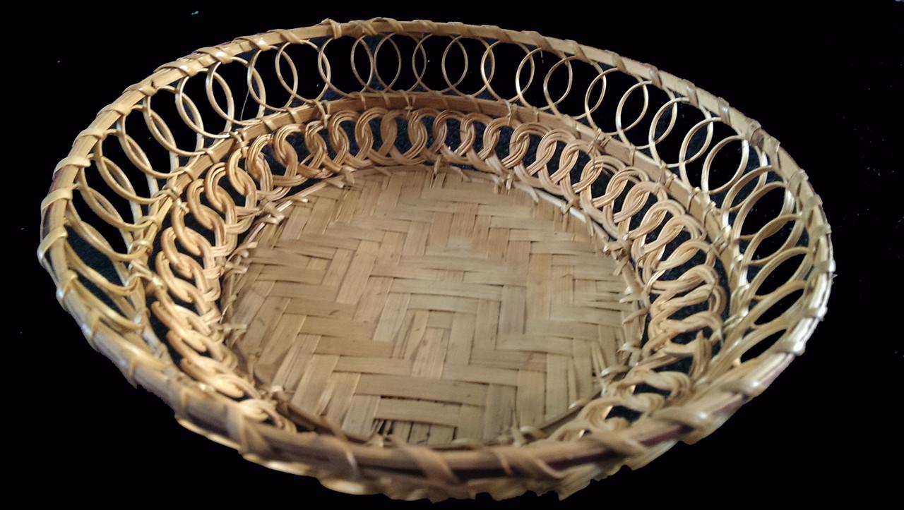 Хлебницы из лозы 25*25 см  от производителя оптом и в розницу