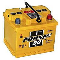 Автомобильний аккумулятор Forse 6СТ-50 Аз