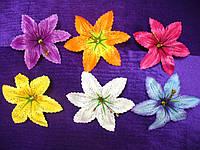 Пресс лилия атлас (6 цв), фото 1