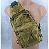 Сумка Shoulder Waist Bag тан