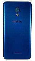 Задняя крышка (панель) Meizu M5 синяя