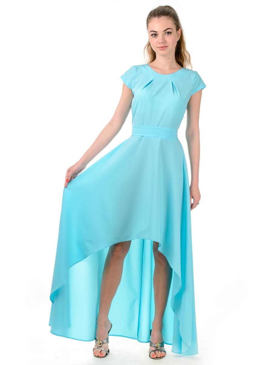 Женское летнее длинное платье РM003
