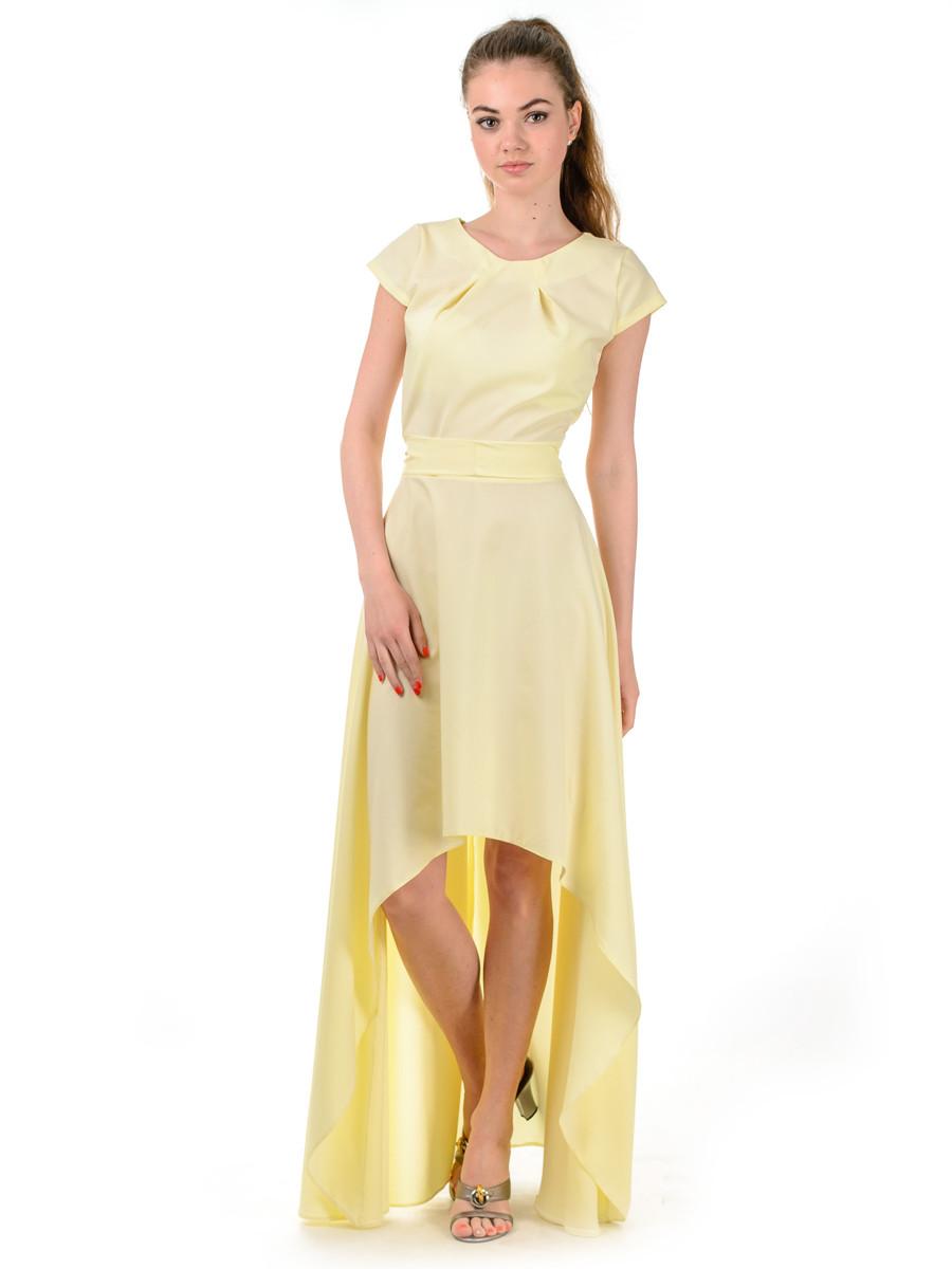 Женское летнее длинное платье РM004