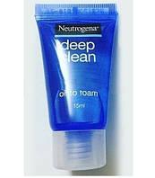 Гидрофильное масло Neutrogena Deep Clean Cleansing Oil to Foam 15мл, фото 1