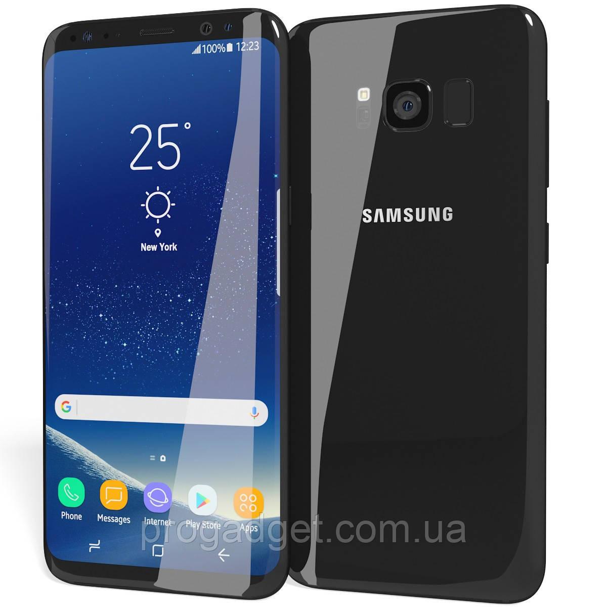 Топ флагман 2018 - Samsung Galaxy S8 SM-G950U1 Midnight Black 4 / 64GB (US Version) 1sim snapdragon 835