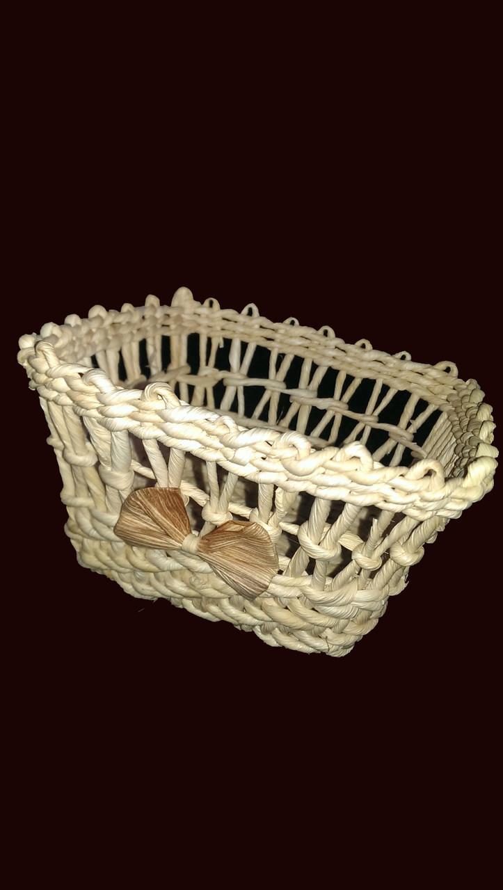 Хлебницы из лозы 16*16 см  от производителя оптом и в розницу