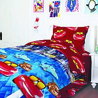 Подростковое постельное бельё Теп - тачки