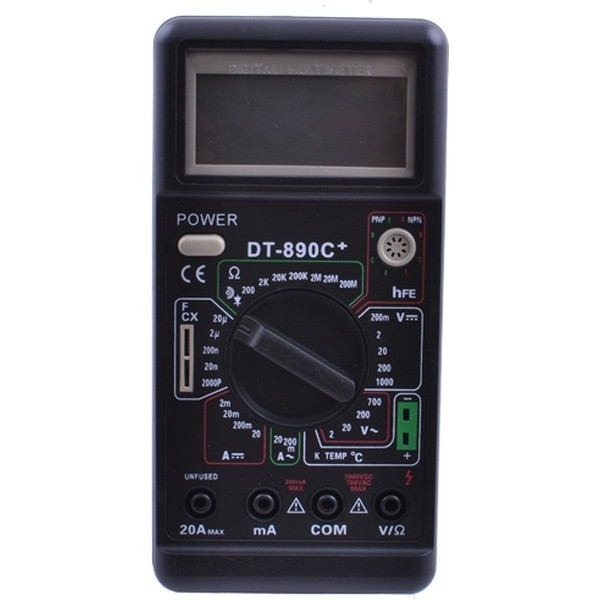 Тестер 890 C+ DT