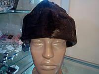 Меховая шапка из нерпы