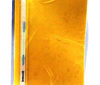 Папка скоросшиватель для файлов А4 FORMAT желтый F38503 (10шт/уп)