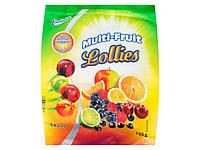 Леденцы на палочке (чупа-чупс) микс фруктов Multi-Fruit Lollies Emotionali, 135 грамм