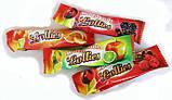 Леденцы на палочке (чупа-чупс) микс фруктов Multi-Fruit Lollies Emotionali, 135 грамм, фото 3