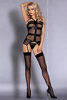Супер сексуальный комплект Vennice (платье-сетка + стринги)  от TM Cofashion (Польша)