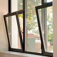 Окна Алюминиевые - (Холодные)