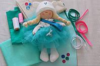 Текстильная кукла Малышка, Тильда, Интерьерная