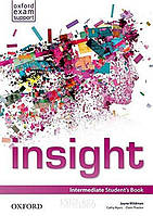 Учебник insight Intermediate, Jayne Wildman | Oxford