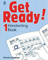 Прописи букв Get Ready! 1, Felicity Hopkins | Oxford