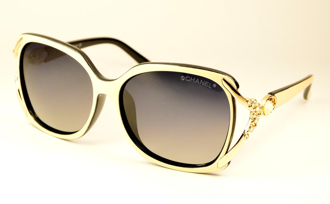 Женские очки с розой Chanel (2025)