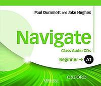 Аудио-диски Navigate A1 Beginne, Paul Dummett | Oxford