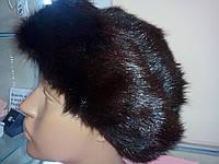 Меховая шапка из сурка, фото 1