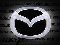 Эмблема мазда, светящаяся задняя эмблема Mazda | Мазда 4D